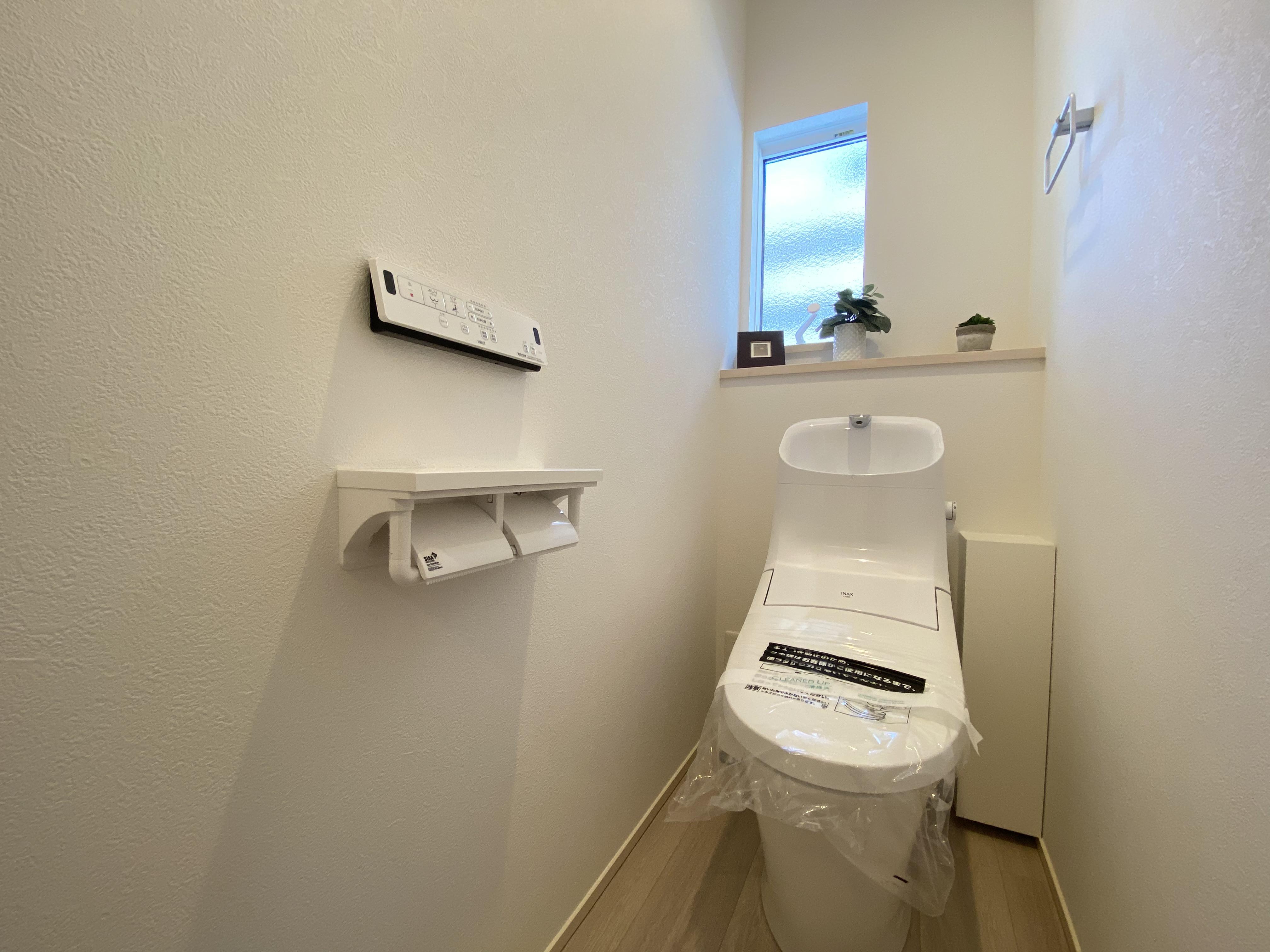 4号地,トイレ,知立,戸建,フジケン