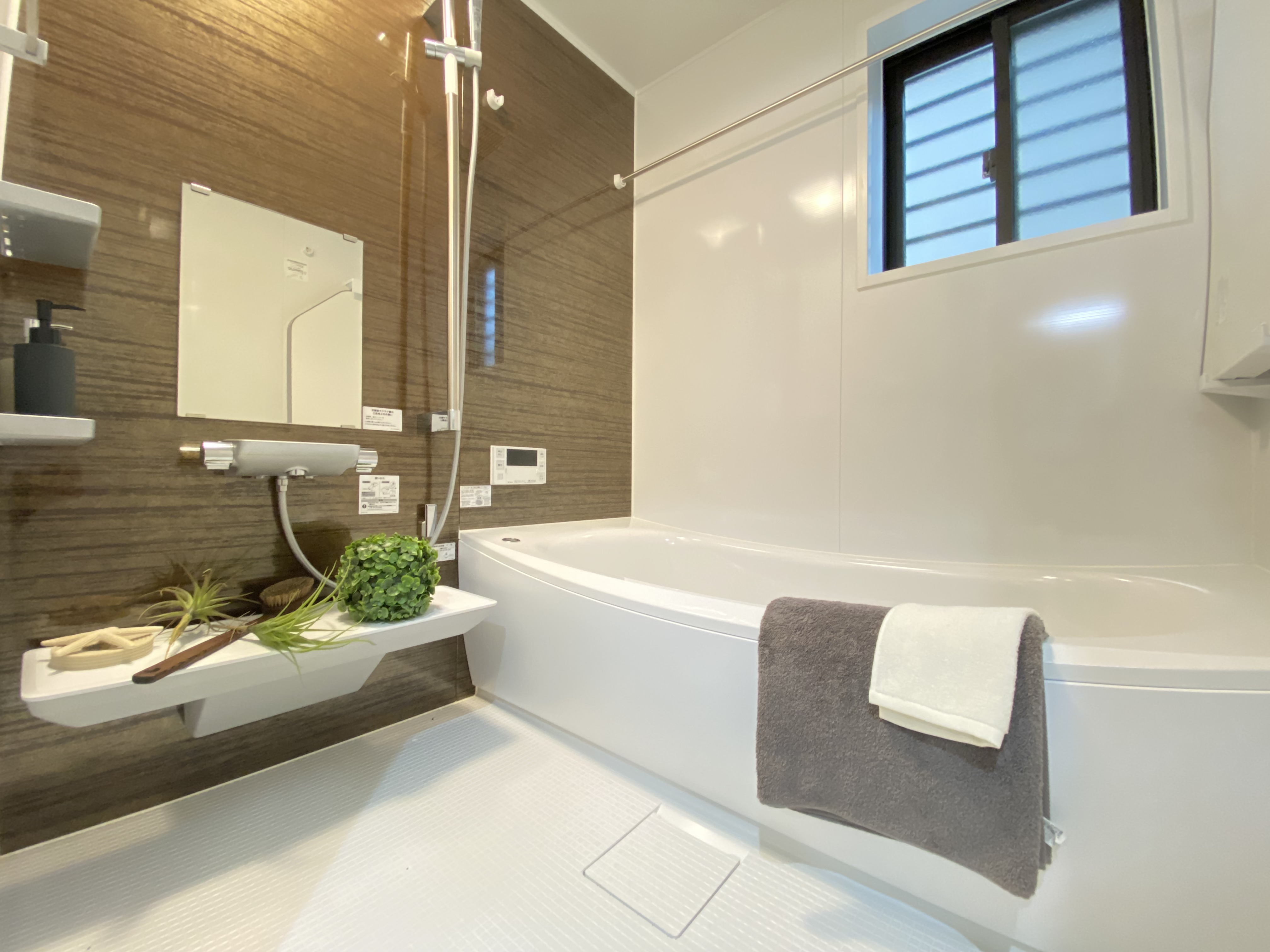 1号地,浴室,刈谷,戸建,フジケン