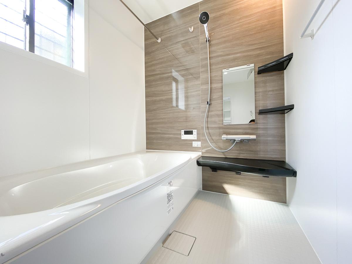 2号地,浴室,岡崎,戸建,フジケン