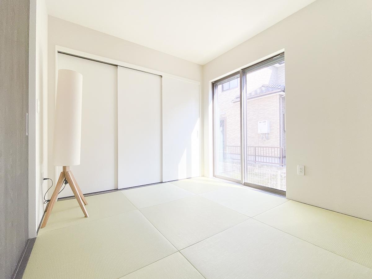 9号地,和室,岡崎,戸建,フジケン