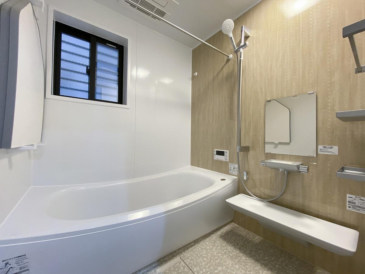 12号地,浴室,岡崎,戸建,フジケン